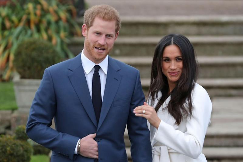 Prince Harry and Meghan Markle's wedding guest list will include a whole hot of celebrities. Photo: Getty Images