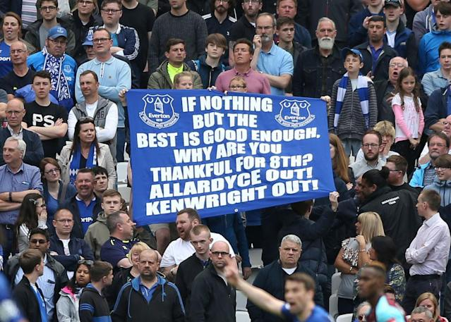 Everton Fan View: Looking back at a difficult season