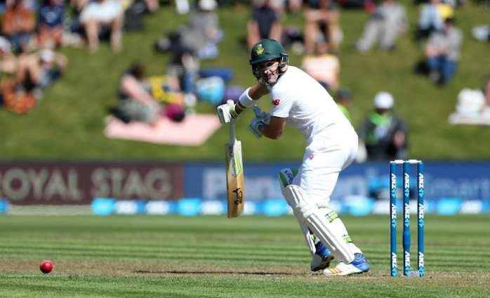 South Africa bowled out for 308 against New Zealand in first test