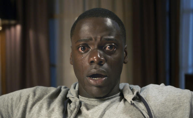Daniel Kaluuya in <em>Get Out</em>. (Universal)