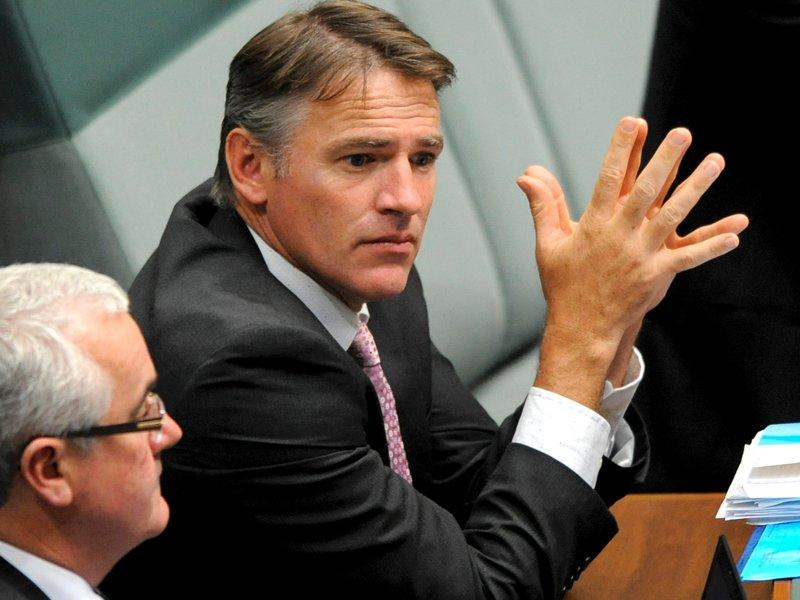 Oakeshott to be briefed on mining tax