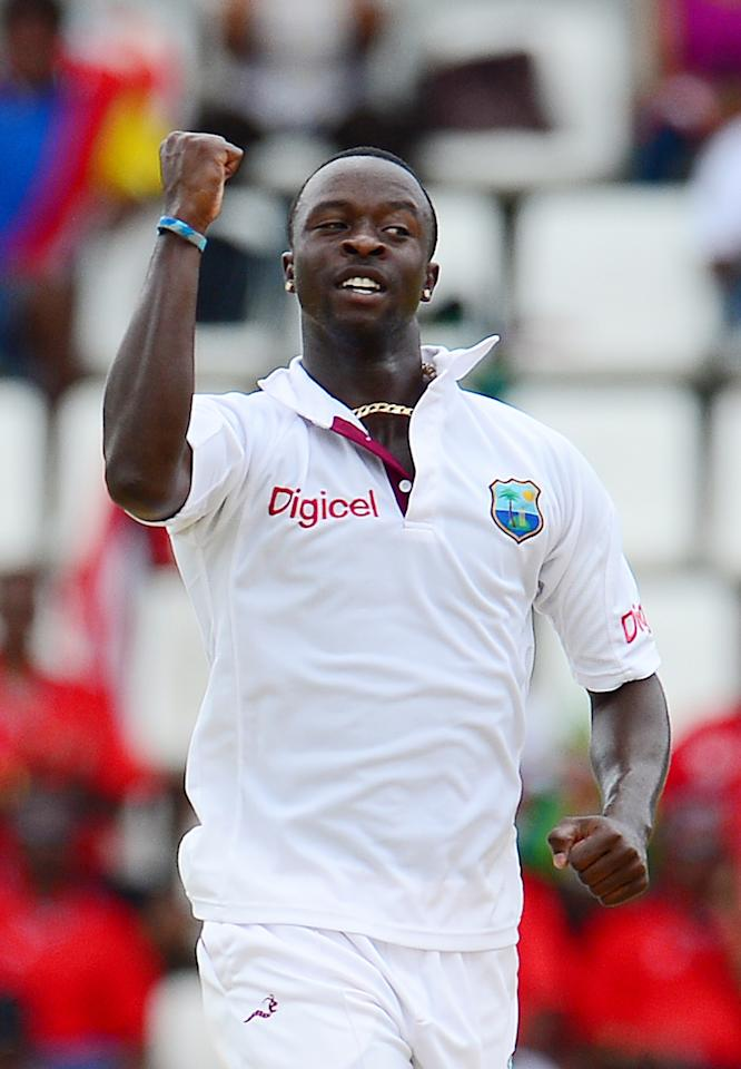Kemar Roach: West Indies' pace spearhead showed what he can do when injury-free as he asked plenty of questions of all Australian batsman as he put in a lion-hearted performance across the series bowling 122 overs and conceding only 375 runs. Roach took 19 wickets, including two five-fors in an innings and a 10-wicket match haul at an average of 19.73 and strike rate of 38.5.