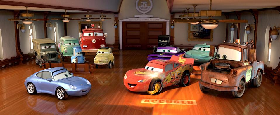 Last, but certainly not least, comes this story from Dan Fogelman (also known as the brain behind <em>This Is Us</em>). In it, talking vehicles including Lightning McQueen prepare for the final race of the Piston Cup season. Unfortunately, McQueen accidentally ends up in the rundown desert town of Radiator Springs and is tasked with answering an age-old question: How far will a <del>person</del> car go to achieve dreams?