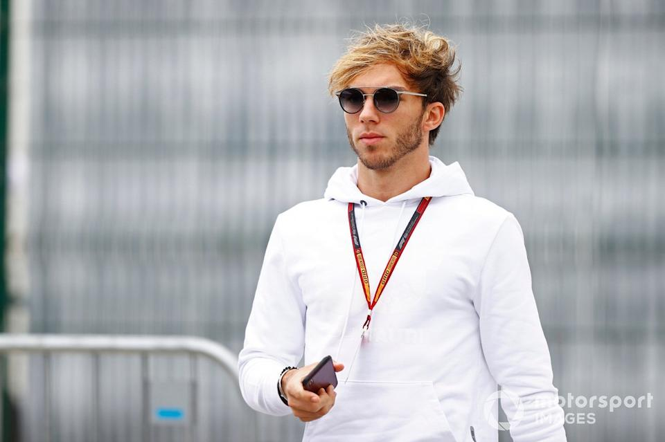 """Pierre Gasly, AlphaTauri <span class=""""copyright"""">Andy Hone / Motorsport Images</span>"""