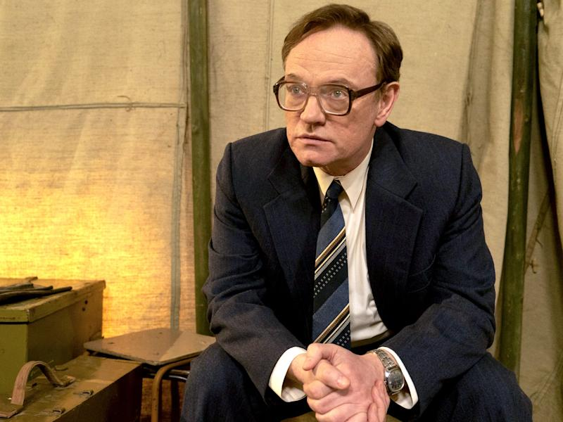 Jared Harris on HBO's Chernobyl TV series Liam Daniel
