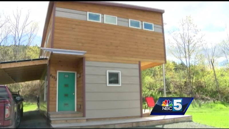 They were homes created out of a need for affordable housing after Hurricane Irene swept through Vermont.  But years later, net-zero energy 'Vermod' homes are appealing to people of all walks of life.