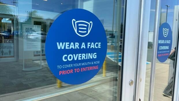 Masks will remain important even if Nova Scotia lifts its mandate next month, according to health officials. (Anjuli Patil/CBC - image credit)