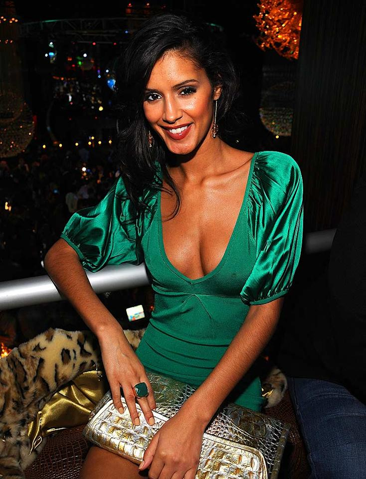 """Jaslene, you are no longer in the running to become """"America's Next Top Model!"""" Dimitrios Kambouris/<a href=""""http://www.wireimage.com"""" target=""""new"""">WireImage.com</a> - April 17, 2008"""