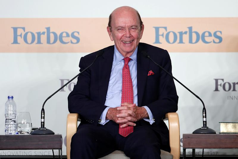 Wilbur Ross Accused Of Insider Trading In Commerce Secretary's 'Deal of the Century'