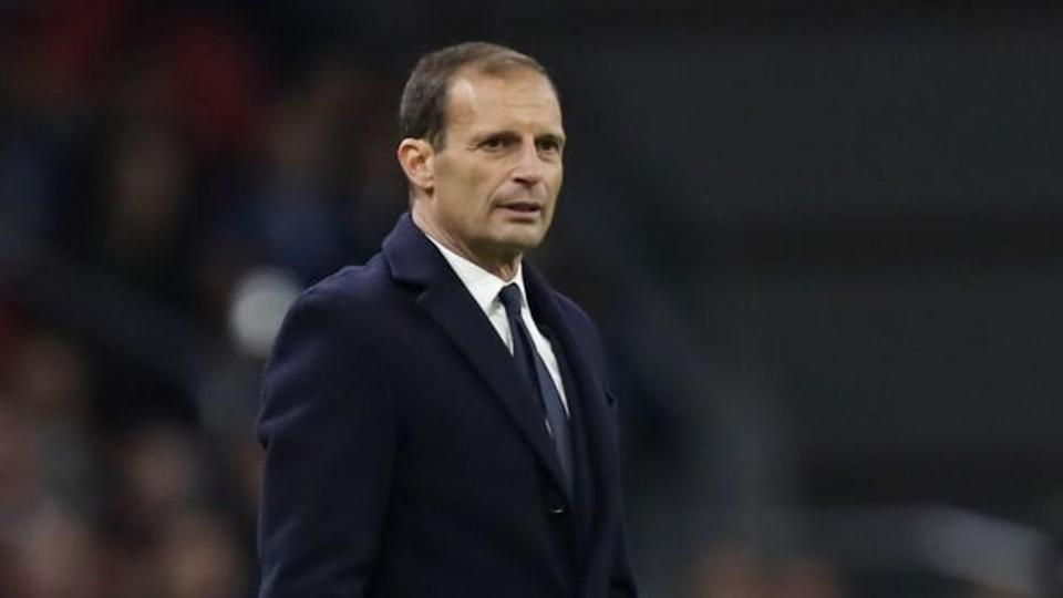 Massimiliano Allegri | VI-Images/Getty Images