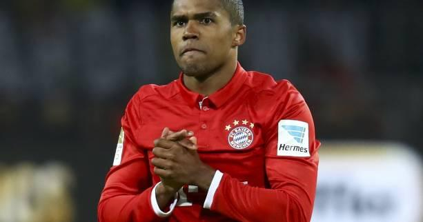 Foot - ALL - Bayern - Bayern Munich : Douglas Costa de retour à l'entraînement