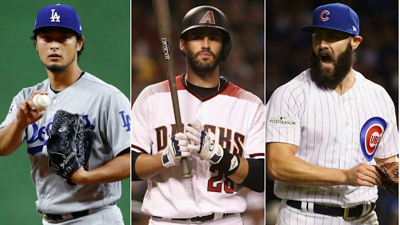 MLB free agents 2017-18: Ranking the top 101 players available this offseason