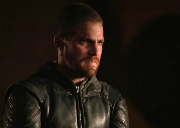 Stephen Amell headed to wrestling drama for Starz