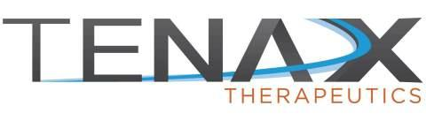 Tenax Therapeutics Announces $8.0 Million Registered Direct and PIPE Offerings Priced At-the-Market Under Nasdaq Rules