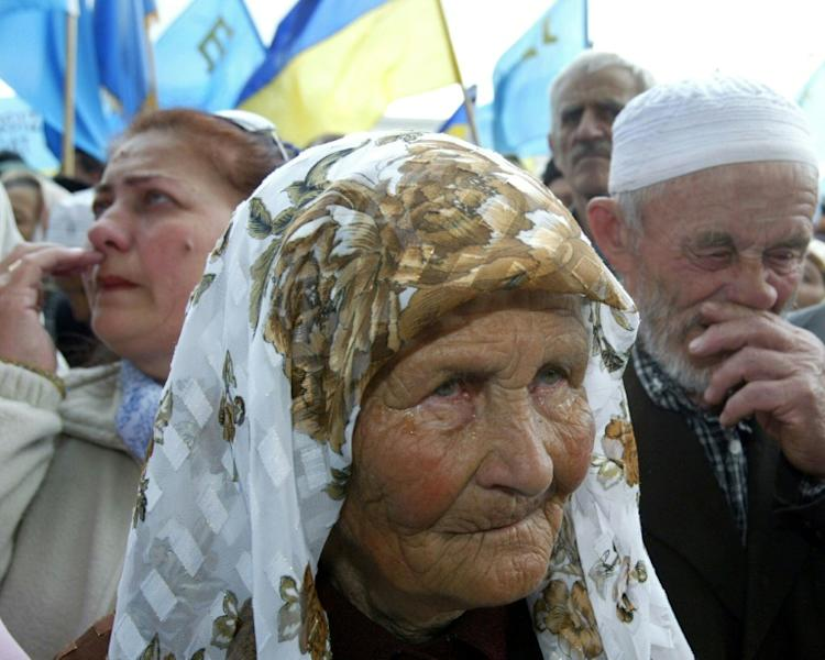 Ukraine is calling on the International Court of Justice to urge Russia to halt racial discrimination in the Crimea, particularly against the Tatars