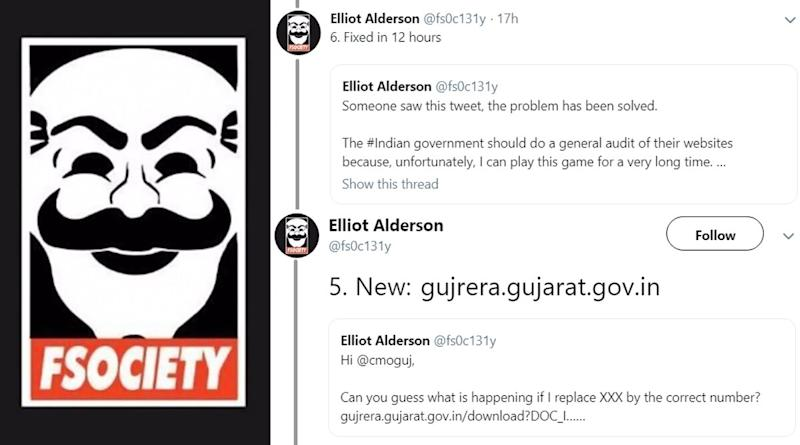 Aadhaar Safari Game by Elliot Alderson Revealing Data Leak on Government Websites is Helping Indian Authorities and Citizens Alike; Here's How