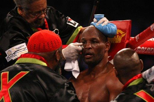 Bernard Hopkins became the oldest man to win a major world boxing title when he defeated Canada's Jean Pascal last year
