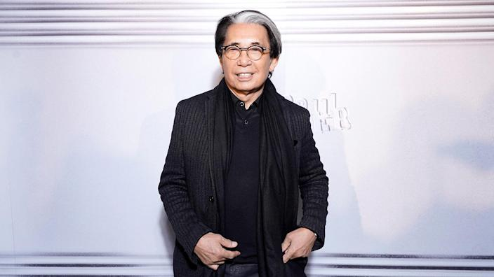 Kenzō Takada, Japanese-French Designer and Founder of Kenzo, Dead at 81  From COVID-19