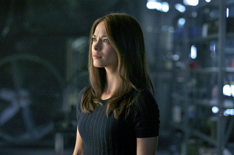 """Kristin Kreuk as Catherine Chandler in the """"Beauty and the Beast"""" episode, """"Proceed With Caution."""""""