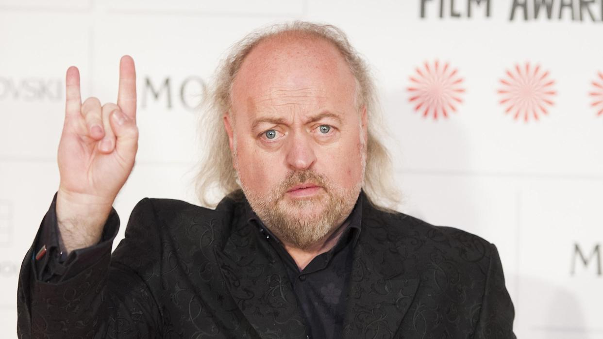 Bill Bailey previously said he fancied a go at Eurovision. (PA)
