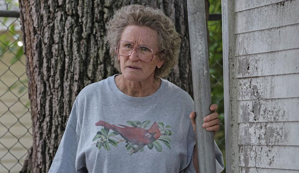 Glenn Close in 'Hillbilly Elegy' (Netflix)