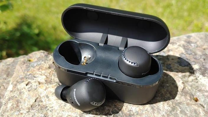 Panasonic's RZ-S500W offer excellent sound and noise canceling at a very friendly price point.