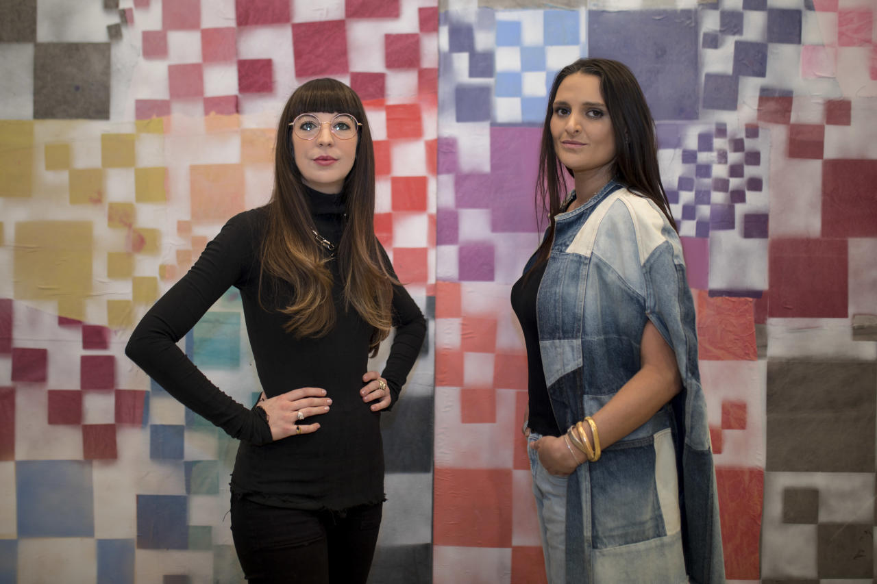 Bridget Finn and Terese Reyes Organize Digital Art Mile in Detroit
