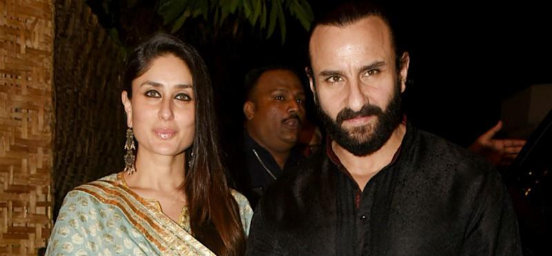 Kareena Kapoor and Saif Ali Khan Make for a Royal and Stunning Power Couple at the Opening of Prithvi Theatre Festival - See Pics