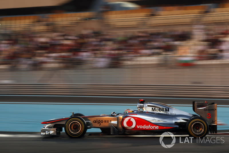 "2011: McLaren MP4-26<span class=""copyright"">Andrew Ferraro / Motorsport Images</span>"