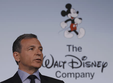Disney CEO discusses difficulties filming in Georgia due to abortion ban