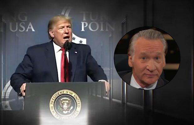Watch Bill Maher's Campaign Ad for Democrats That Mocks 'Neurological Mess' Trump (Video)