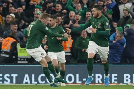 The Republic of Ireland will have to go through the play-offs to qualify for Euro 2020 despite Matt Doherty's late equaliser against Denmark on Monday
