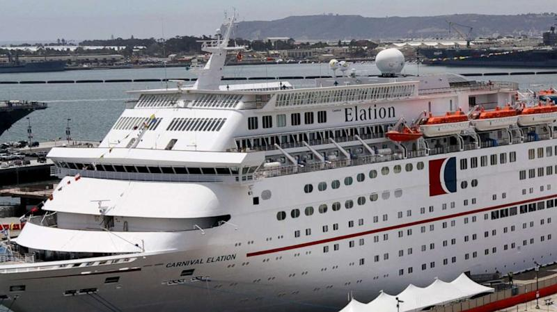 Passengers injured as cruise ships crash into each other