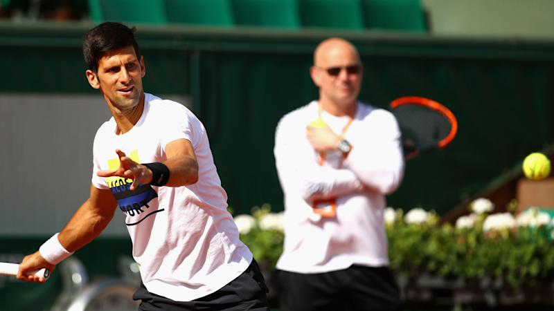 I can call him any day - Djokovic can still rely on Agassi advice