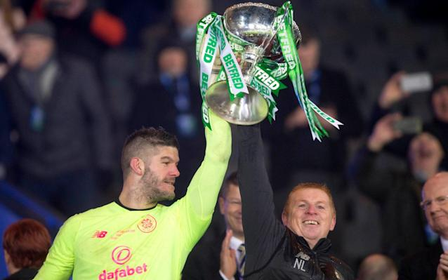 Southampton are likely to want £20 million or more for Fraser Forster - PA