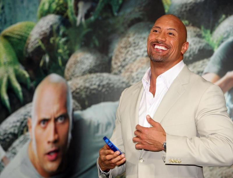Speaking to Be, the 26-year-old Apple ambassador revealed The Rock was there while she grieved, providing a shoulder to lean on and encouraging her to share her personal story. Source: Getty