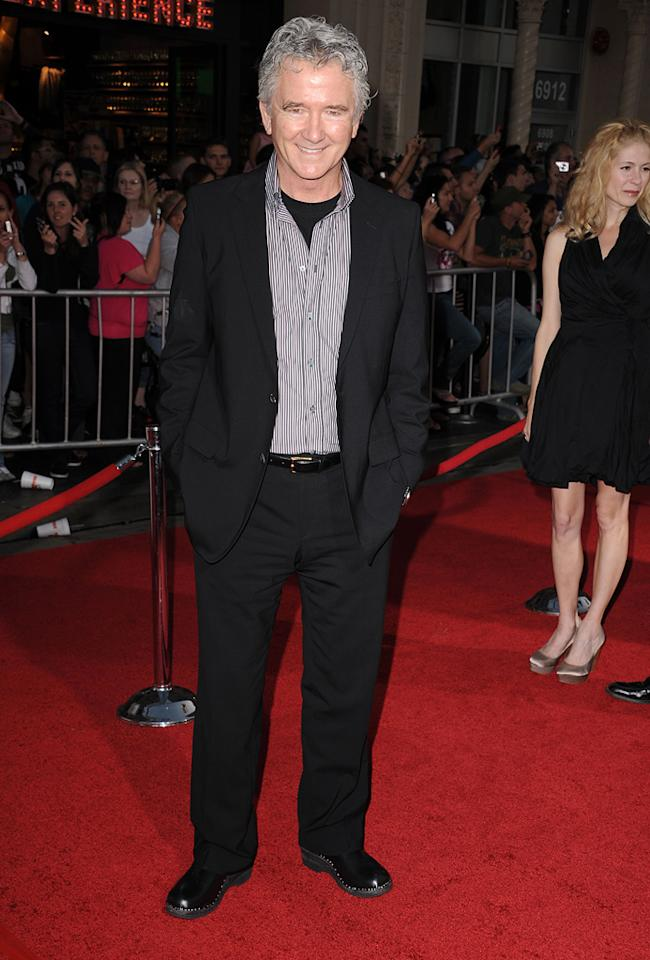 """<a href=""""http://movies.yahoo.com/movie/contributor/1800061885"""">Patrick Duffy</a> attends the Los Angeles premiere of <a href=""""http://movies.yahoo.com/movie/1810111331/info"""">You Again</a> on September 22, 2010."""
