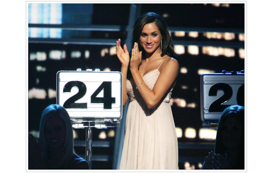 Starting out on TV gameshow 'Deal or No Deal' in 2006