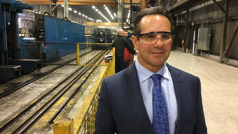 Southern Ontario pushes back against China's steel dumping