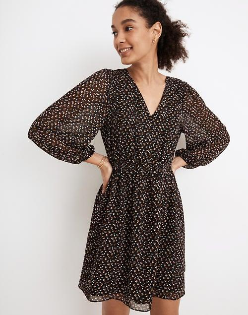 """<br><br><strong>Madewell</strong> (Re)sourced Georgette Button-Front Mini Dress in Adorable Ditsy, $, available at <a href=""""https://go.skimresources.com/?id=30283X879131&url=https%3A%2F%2Fwww.madewell.com%2F%2528re%2529sourced-georgette-button-front-mini-dress-in-adorable-ditsy-MC927.html"""" rel=""""nofollow noopener"""" target=""""_blank"""" data-ylk=""""slk:Madewell"""" class=""""link rapid-noclick-resp"""">Madewell</a>"""