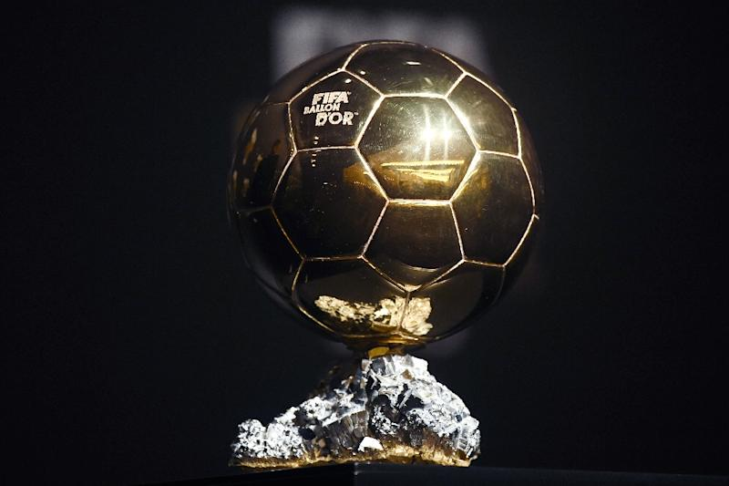 Bilderesultat for ballon d'or