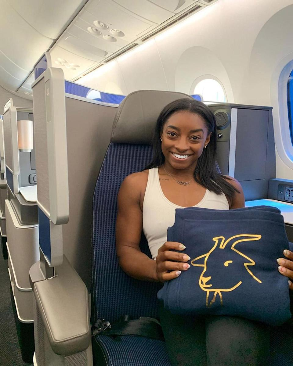 <p>The Olympics came on the heels of Biles' making some uncharacteristic errors on the balance beam at trials in St. Louis on June 27. Despite a few wobbles, Biles still finished in first place.</p> <p>On July 14, the 24-year-old gymnast — who was the overwhelming favorite to win gold in the team, all-around and vault competitions — shared on Instagram that she was Tokyo-bound for her second Summer Games.</p> <p>Upon arrival, the women's gymnastics squad, including teammates Jordan Chiles, Sunisa Lee and Grace McCallum as well as individual specialists Jade Carey and MyKayla Skinner, was taken to training camp from July 15-18 in Juntendo, nearly 40 miles outside of Tokyo.</p> <p>While prepping for the Games, alternate Kara Eaker tested positive for COVID and was unable to travel with the team to the host city for competition.</p>
