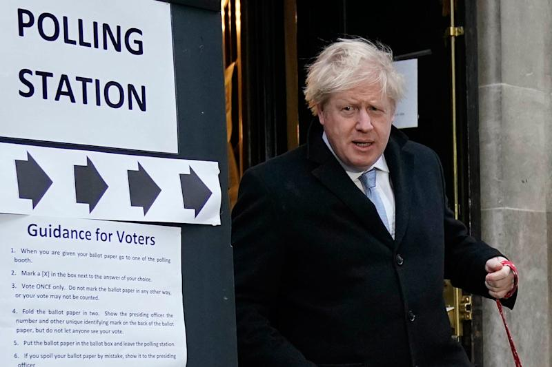 Boris Johnson (Getty Images)