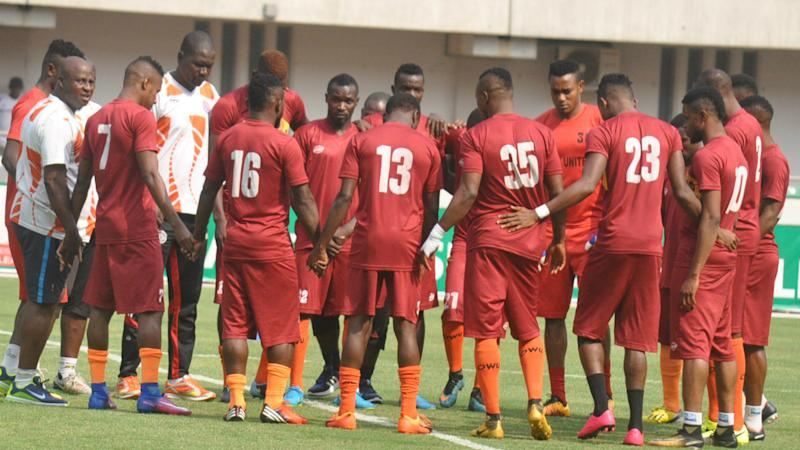 Enugu Rangers will bounce back against Etoile du Sahel, says Michael Uchebo