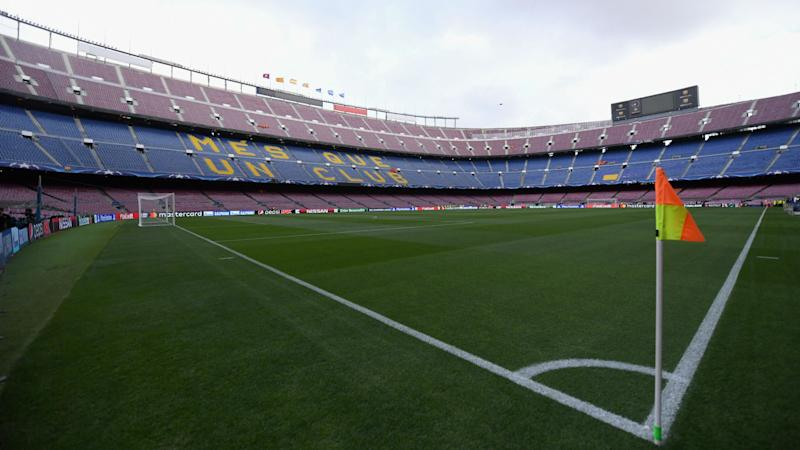 Barcelona v Las Palmas takes place behind closed doors