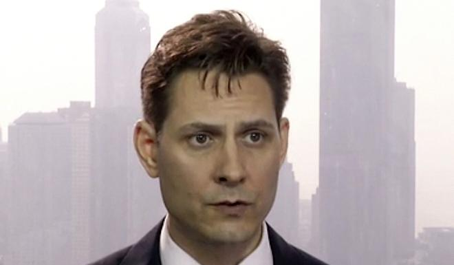 Michael Kovrig is one of two Canadians held by Beijing in what is widely seen as retaliation for Canada's arrest of Meng Wanzhou of Huawei Technologies. Photo: AP