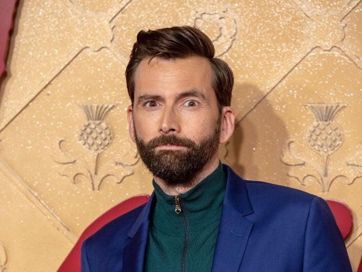 The former 'Doctor Who' actor David Tennant: Chris J Ratcliffe/Getty Images
