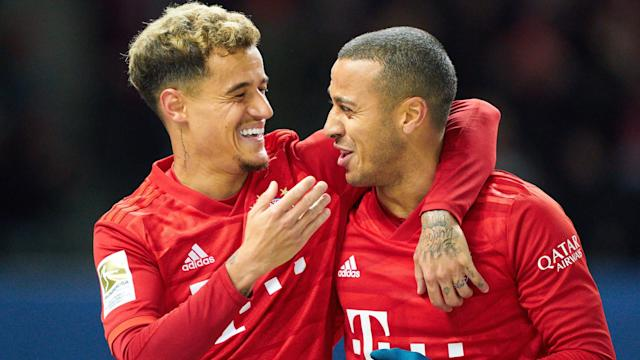 ONLY GERMANY Thiago Coutinho Bayern Munchen 2019