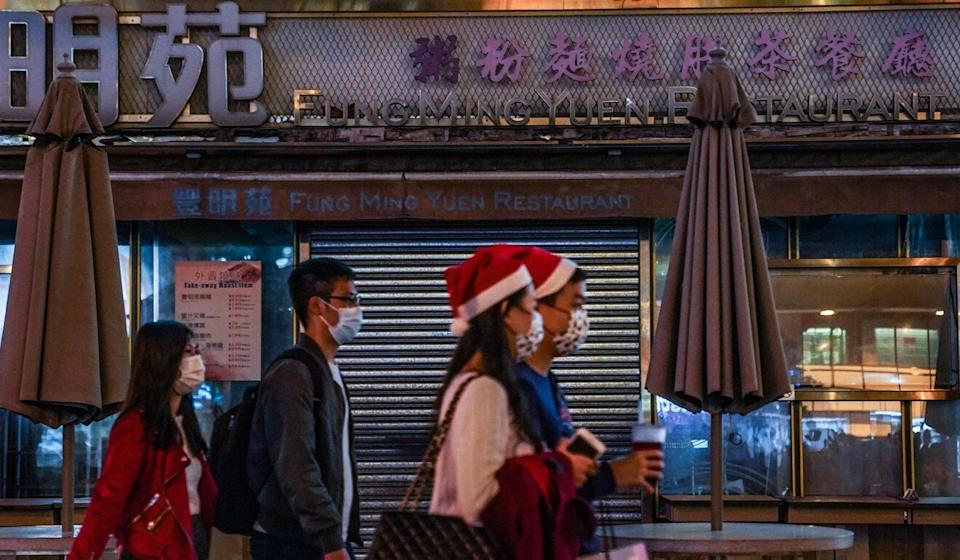Applications for a second round of government handouts for low-income residents will open on January 4. Photo: Bloomberg