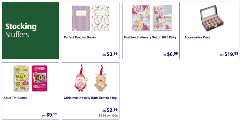 Aldi Special Buys range on sale this Saturday 7 December 2019. (Source: Yahoo Finance screenshot/Aldi)